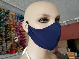 2 x Face mask,Reusable Lycra Unisex Made In The USA with pocket For A Filter - B - $26.00