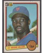 1983 DONRUSS  NEW YORK METS  21 CARD TEAM SET CARDS ARE MINT FRESH  - $4.00