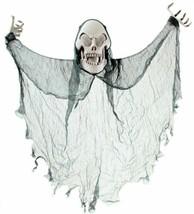 Clear Stone Halloween Floating Skeleton Costume Worldwide - $44.60