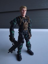 Lanard The Corps Team Mission Sea Squad Figure with Weapon - $12.10