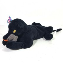 Disney Jungle Book Bagheera Mini Bean Bag Plush Toy Black - $10.88