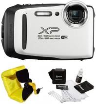 FujiFilm FinePix XP130 Rugged Waterproof WiFi Digital Camera (White) - $776.01