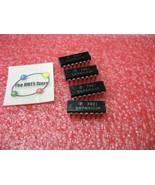 SN74H101N Texas Instruments TTL J-K Flip-Flop IC 74H101 74101 - NOS Qty 4 - $4.74