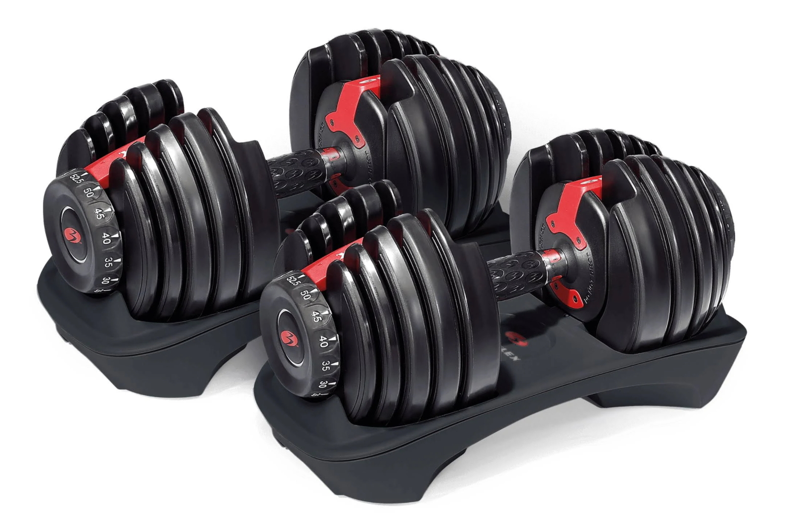 Bowflex SelectTech 552 Adjustable Dumbbell Set - Ready to Ship