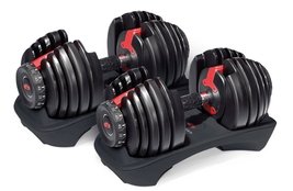 Bowflex SelectTech 552 Adjustable Dumbbell Set - Ready to Ship image 1
