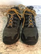 NEW BALANCE mens All Terrain Gray Walking Hiking Shoes 8.5 - $19.75