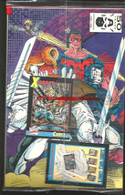 Cable Card In X-Force #1 Unopened Still Sealed In Publisher's Bag Marvel Comics - $4.50