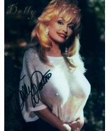DOLLY PARTON COUNTRY SINGER SIGNED 8X10 CELEBRITY PHOTO PICTURE SEXY MO... - $14.00