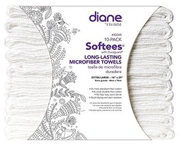 Fromm Diane Softees with Duraguard, White, 10 Count - $39.95