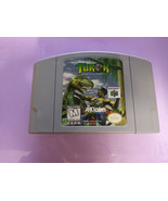 Turok: Dinosaur Hunter Authentic Nintendo 64 N64 Game Cartridge  - $13.09