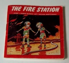 The Fire Station Annikins Book - $6.00