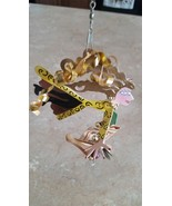 Fanciful Flights For Silvestri BORN TO SHOP Ornament By Karen Rossi , Ve... - $24.99