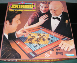 1979 Skirrid Board Game of Shapes and Numbers - $35.00