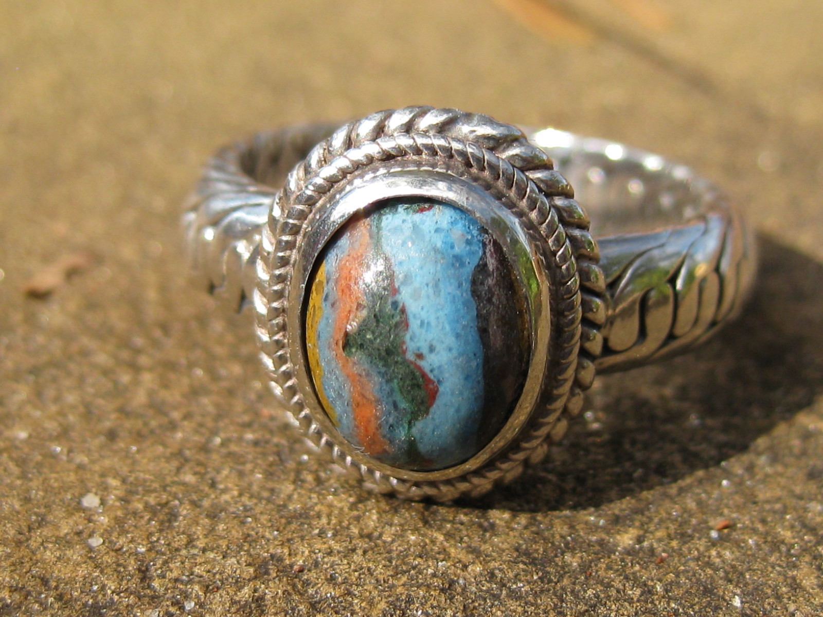 haunted ring powerful of magick metaphysical