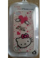 Hello Kitty Iphone 4/4S Phone Case Cover , New By Viva - $12.99