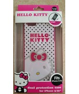 Hello Kitty Dual Protection Phone Case For Iphone 5/5S  - $12.99