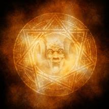 Adramelech Demon Condemn A Foe Into Damnation Spell - $100.00