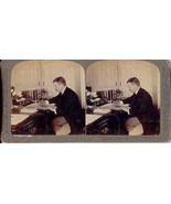 President Teddy Roosevelt vintage Underwood Stereoview Card - $15.00
