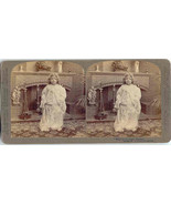 Will I be an Angel Vintage Underwood Stereoview Card - $8.00