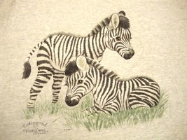 Endangered Youngins Young'uns Little Baby Zebra... - $14.84