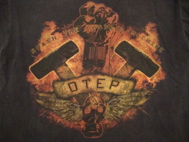 OTEP Smash The Control Machine Alternative Rock Music Band T Shirt M - $14.84