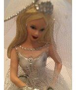 Millenium Bride Barbie Ornament Porcelain [Kitchen] - $9.00