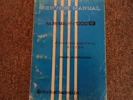 1970 Subaru 1300 Emission Control Service Repair Shop Manual FACTORY OEM BOOK 71 - $26.68