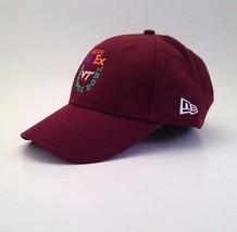 Virginia Tech Hokies 2008 FedEx Orange Bowl Cap Hat New Era One Sz Colle... - $19.33