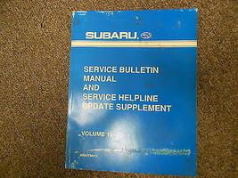 1997 Subaru Service Bulletin Service Repair Shop Manual FACTORY OEM BOOK 97 - $19.76