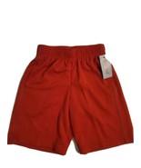 Cat & Jack Boys Active Shorts Sizes S M L XL Orange Spark NWT - $6.39