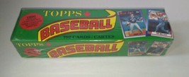 1990 Topps Baseball Cards Official Complete Set 792 Cards NEW Sealed - $65.00