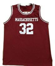 Julius erving college basketball jersey maroon   1 thumb200