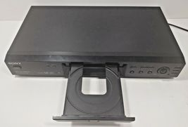 Sony DVP-NS300 CD/DVD/Video CD Player.. Tested with Remote image 4
