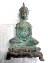 LAST LEFT! Holy Phra Chai-Samkha-Zong-Krueng Top Victorious Thai Buddha ... - $69.99