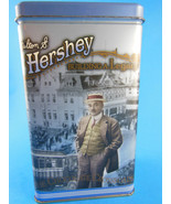 """Hershey's Chocolate 1996 Tin Building a Legacy by Milton 7"""" - $5.04"""