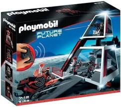 Playmobil Dark Rangers' Headquarters Remote Con... - $89.09