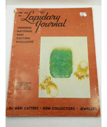 VTG Lapidary Journal February 1968 Gem Cutting Magazine Collectors Jewelers - $9.90