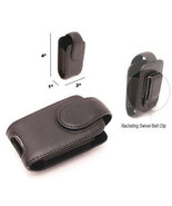 MOBILE CELL PHONE HOLSTER POUCH FOR MOTOROLA V3-LEATHER - $5.93