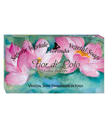 Florinda Floral Notes Lotus Flower Vegetal Soap Bar 100g 3.5oz - $6.28