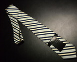 Tie clairborne children boy diagonal stripes in pale greens blues and gold new in sleeve 05 thumb155 crop