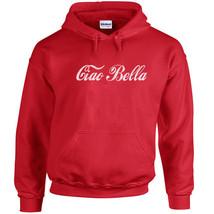 024 Ciao Bella Hoodie Italy italian guido party sexy cool retro vintage retro - $30.00+