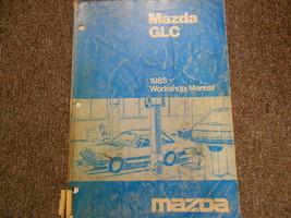 1985 Mazda Glc Service Repair Shop Manual Factory Oem Book 85 - $14.81