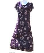 Floral DBY Ltd. Short Sleeve Maxi Dress - $20.00
