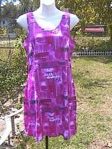 Pink 2000 Millennium Sleeveless Dress - $12.50