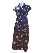 Lisa Jo 2 Piece Floral Wardrobe Maxi Dress - $22.50