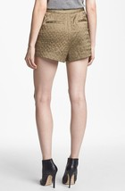 Elizabeth And James olive Green Jody mini Shorts sz 4 new $295 - $117.81