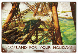 British Airway Advertisement Scotland For The Holiday's - $23.76