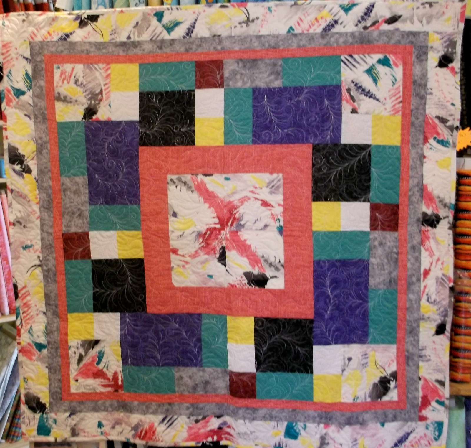Brooklyn Heights Quilt