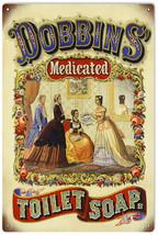 Dobbin's Medicated Toilet Soap Advertisement - $23.76