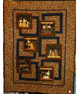 Winter Cats Quilt - $125.00